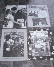 Disneyland Line Employee Magazine Lot - $19.99