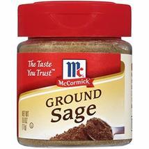 McCormick Ground Sage, 0.6 oz - $4.90