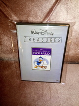 Walt Disney Treasures-The Chronological Donald Volume 4 Brand New DVD - $75.00