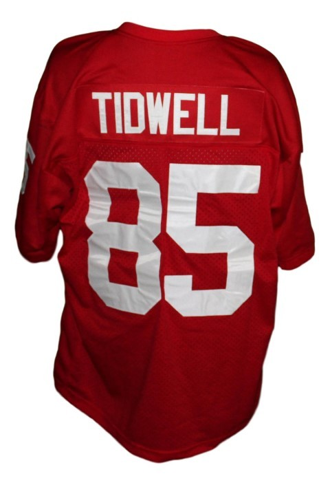 Rod tidwell  85 gerry maquire movie new men football jersey red any size 2
