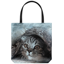 Hello Kitty Cute Cat Everyday Tote Bag Shoulder or Carry Double Sided Print Bags - $19.95