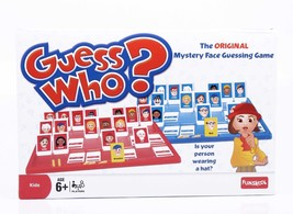 Funskool Guess Who Party & Fun Games Players 2 Age 6+ - $24.75