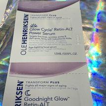 Ole Henriksen Retin-Alt Glow Cycle & Goodnight Glow Packets 6 Pieces (3 Days) image 3