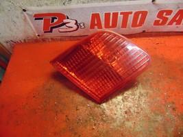 07 08 09 06 Saab 9-5 sedan oem left inner trunk brake tail light lamp assembly - $19.79