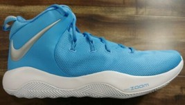 Nike Zoom Rev II  RevII AJ7718-403 Light Blue Size 17 Basketball Shoe - $59.39