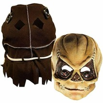 Rubie's Costume Deluxe Trick 'R' Treat Latex and Burlap Sack Mask Adult ... - $26.02 CAD