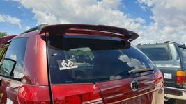 04-10 Toyota Sienna Wing Air-Flow Pedestal Rear Spoiler image 4