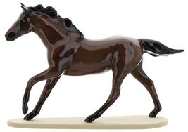 "Hagen-Renaker Miniature Ceramic Horse Figurine Thoroughbred ""Seabiscuit"" image 9"