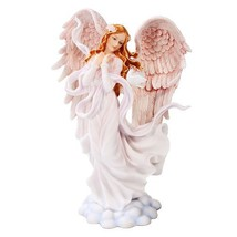 Seraphim Angel of Wisdom Statue Made of Fine polyresin - $47.52