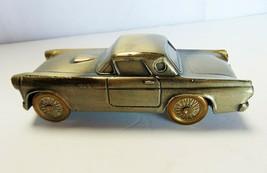 T-Bird 1974 Banthrico Metal Car Bank - $16.55