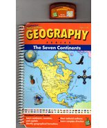 """LeapFrog  - Interactive Geography Series  """"The Seven Continents"""" - $5.00"""