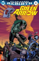GREEN ARROW #20 - Variant Cover (2017) DC Comics - $1.97