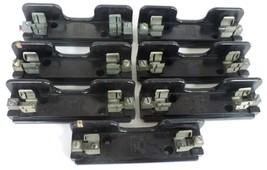 LOT OF 7 GOULD SHAWMUT 60300 FUSE HOLDERS 30 AMP 1 POLE 600 VOLT HK CLASS
