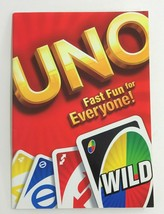 Uno Challenge 64 Page Blank Booklet great for recording Uno Card Game sc... - $3.91