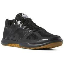 Reebok Women's CrossFit Nano 2.0 Black Work Out Running Shoes CN7926  - $119.97