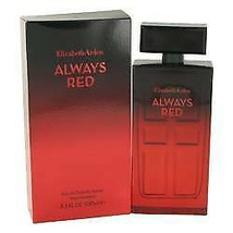 Always Red Perfume By Elizabeth Arden For Women 3.4 Oz Eau De Toilette Spray - $29.40