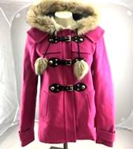 Juicy Couture Pom Pom Coat Size M - $250.00