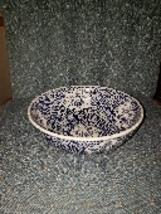Ten Thousand Villages Vietamese Blue Ceramic Bowl - €17,28 EUR