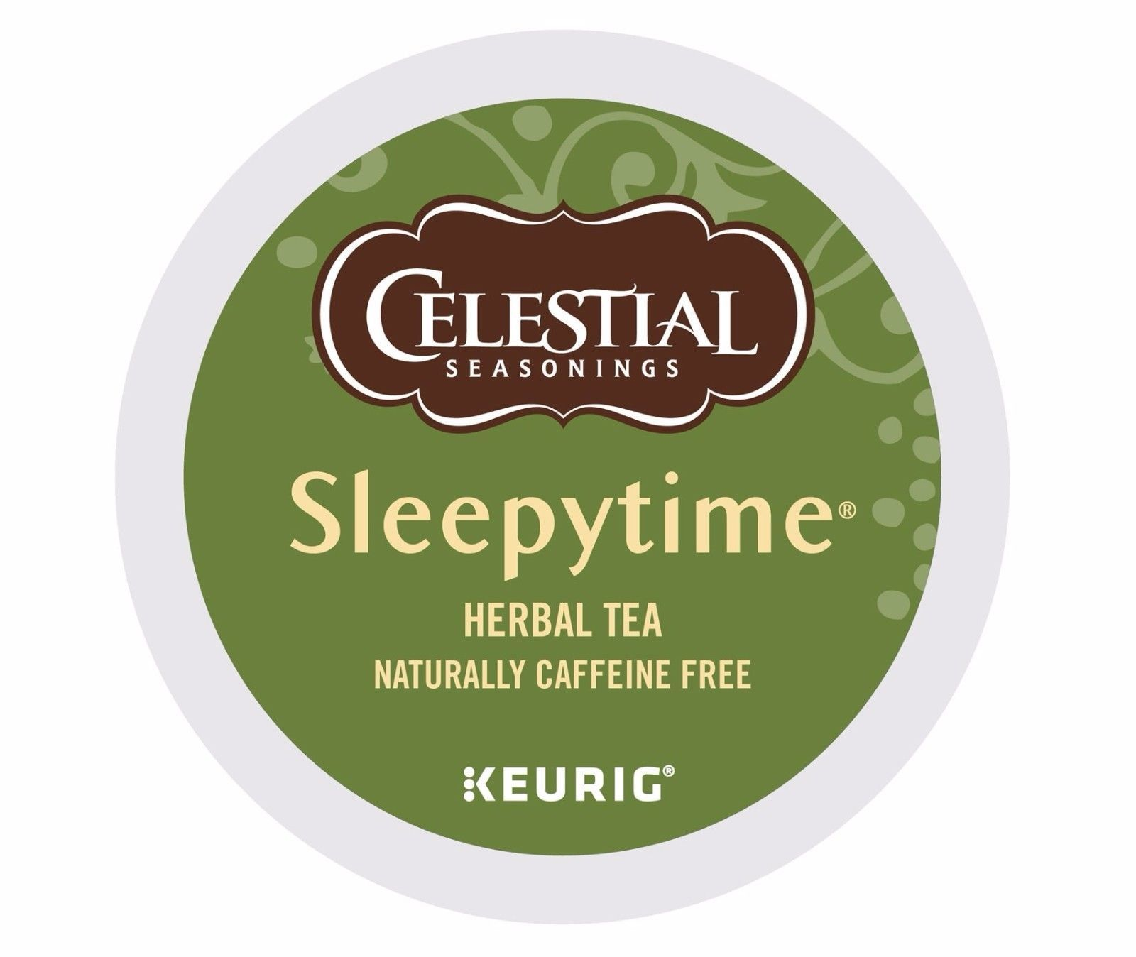Primary image for Celestial Seasonings Sleepytime Herbal Tea 48 count Keurig K cups FREE SHIPPING