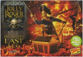 Lindberg Jolly Roger Series Freebooter's Last Leg Model Kit #HL613/12 Ne... - $21.88