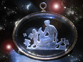 HAUNTED ANTIQUE NECKLACE ANGEL MIRACLES MIRACULOUS EVENTS HIGHEST LIGHT ... - $9,007.77