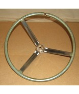 Ford Steering Wheel 63 Thunderbird OEM Genuine t63-sw Vintage Metal - $131.81