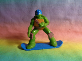 2013 McDonald's Teenage Mutant Ninja Turtles Leonardo Action Figure #1 - $2.54