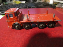 Lesney Matchbox No. 10 Pipe Truck - $7.99