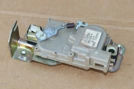 04-08 Nissan 350Z Convertible Tonneau Storage Cover Lock Release Actuator image 2