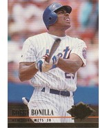 1994 Ultra #528 Bobby Bonilla - $0.50