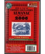 Blum's Farmer's & Planter's Almanac 2006 - 178th Edition - SC - 07148602... - $0.97