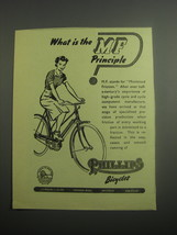 1948 Phillips Bicycles Ad - $14.99