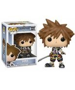 Walt Disney Kingdom Hearts Sora Vinyl POP Figure Toy #331 FUNKO NEW NIB - $8.79