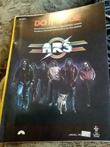 Rare Do it or Die Sheet Music - Atlanta Rhythm Section 1979 - ARS - $59.39
