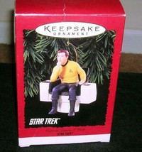 1995 Hallmark Star TrekCaptain James T. Kirk Ornament - $24.54