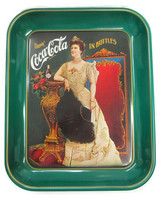Coca-Cola Commemorative Tray Dixie Bottling Company 75th Anniversary Issued 1971 - $9.90