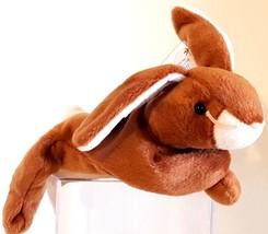 TY ORIGINAL BEANIE BABY 1995 SN 4018 – Ears the Bunny Rabbit – RETIRED –... - $14.65
