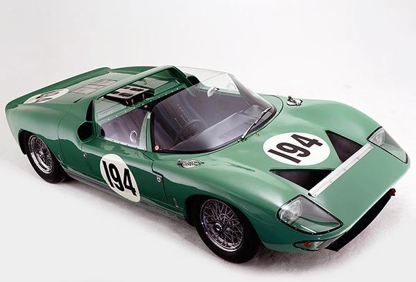 Primary image for 1965 Ford GT Roadster Prototype - Promotional Photo Poster