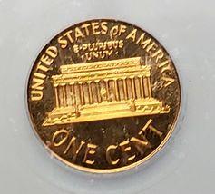 1964 PR69 DCAM Lincoln Cent Proof ICG Lot A 126 image 3