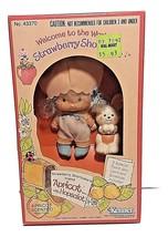 Vintage Strawberry Shortcake 1980 Apricot & Hopsalot doll in box - $50.00