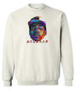 Chance The Rapper Acid Rap Crewneck Sweatshirt Hip Hop Rap 3 merch Color... - $21.24