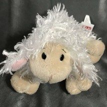 Webkinz Lamb Soft Plush Animal With Online Code From Ganz Easter Sheep B52 - $19.39
