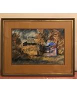Paul Milla Art RARE Signed. - $70.13