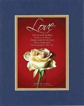 Love, Puts up with anything, Trust God always, always looks for the best... - $11.14