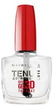 Maybelline New York Tenue et Strong Gel Top Coat  - $10.51