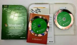 Microsoft Windows 7 Home Premium Upgrade 32 Bit and 64 Bit 2 DVD MS WIN ... - $44.99