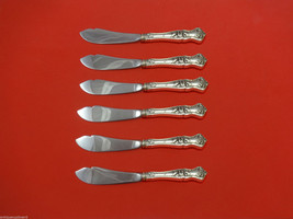 Edgewood by International Sterling Silver Trout Knife Set 6pc HHWS  Custom Made - $502.55