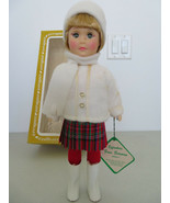 "Vintage doll effanbee four seasons collection winter 15"" in box - $29.00"