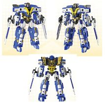 Tobot Twin Blade Transformation Action Figure Robot Toy Helicopter Vehicle Car image 5
