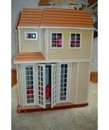 Disney Dollhouse - Hannah Montana Malibu Beach house incl. Furniture, do... - $123.75